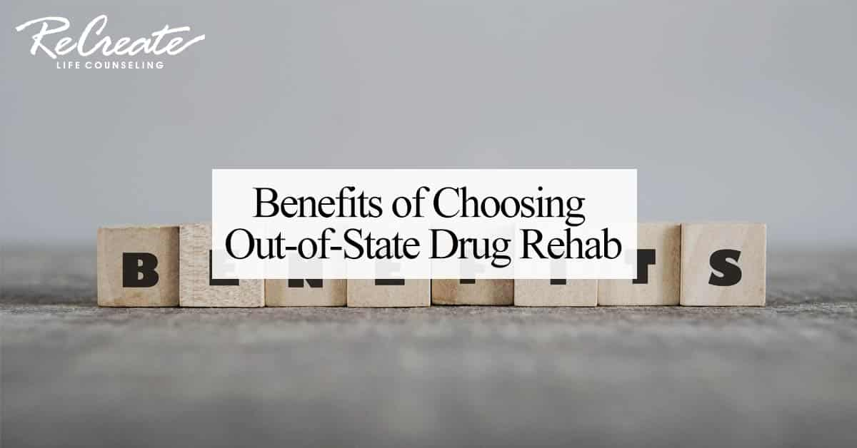 out of state drug rehab